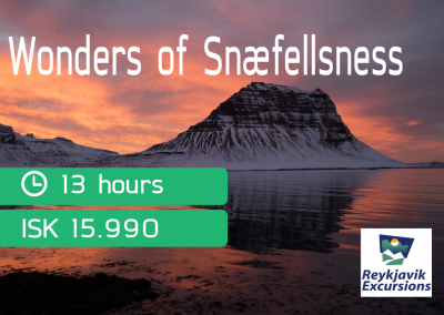 Wonders of Snaefellsness