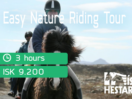 Nature Comfort Ride * 1h riding *  incl. transfer
