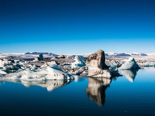 Glacier Lagoon by bus via Bus Travel * 14h * ISK 18.990