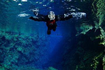 Snorkeling Silfra Day Tour incl. transfer *5h* ISK 19.990*