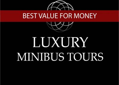 Northern Lights Comfort via Luxury Minibus Tours