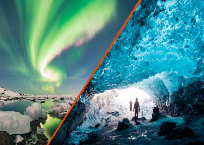 2 Day South Coast – Ice Cave, Skaftafell & Jökulsárlon Glacier Lagoon