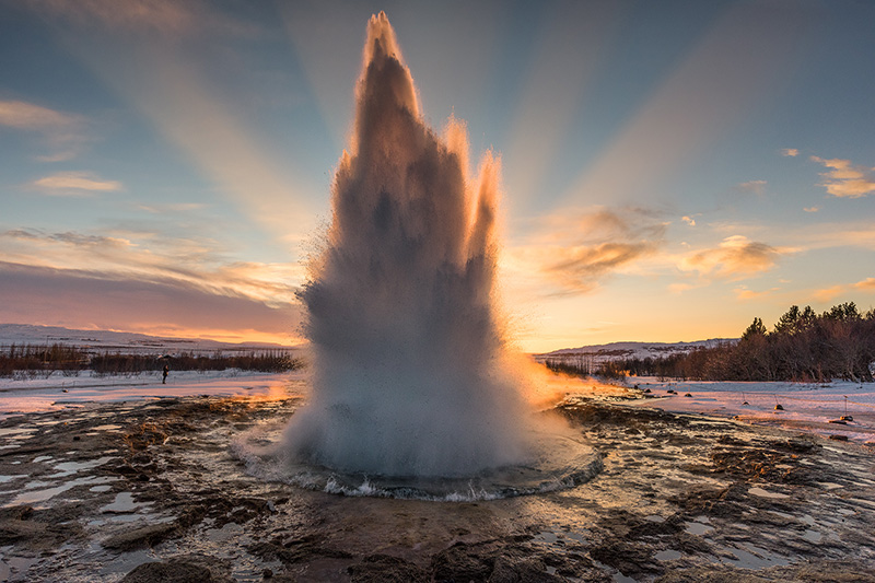 Geyser Iceland photo tours