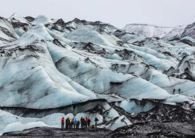 GLACIER HIKING, VOLCANOES AND SOUTH SHORE
