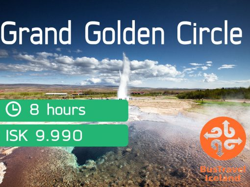 Grand Golden Circle via Bustravel