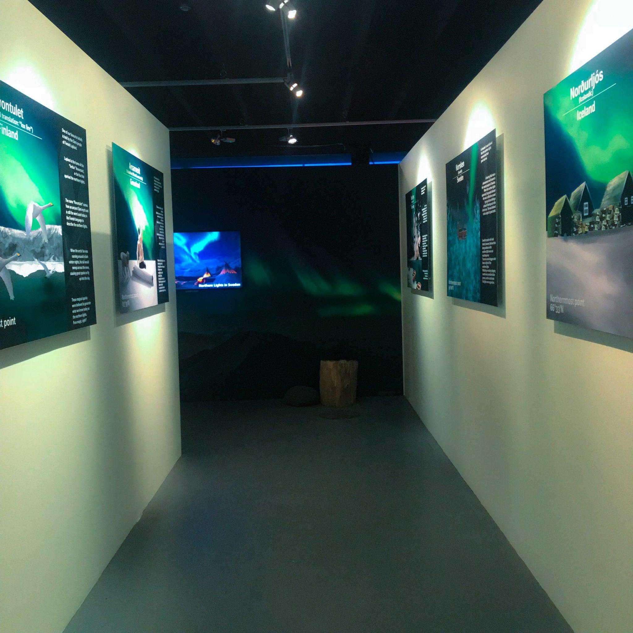 The Northern Lights Center – Aurora Reykjavik