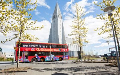 HOP-ON HOP-OF REYKJAVIK CITY SIGHTSEEING