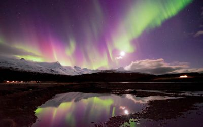 Great news for Northern Lights hunters: The next solar cycle has started!