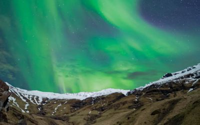 Spring aurorae – why you should hunt northern lights in Iceland between February and mid-April