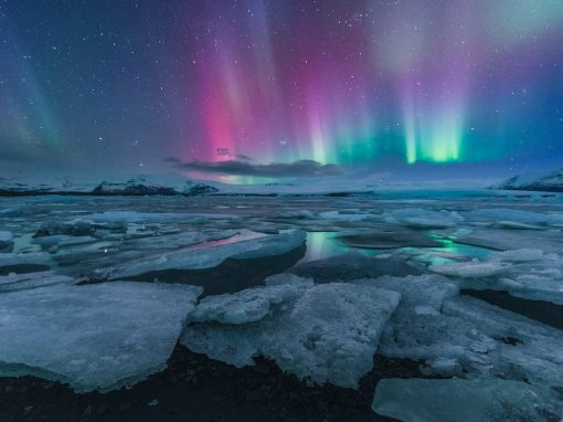 4 Day Winter Photo Tour | Vatnajökull, Northern Lights and Ice Cave