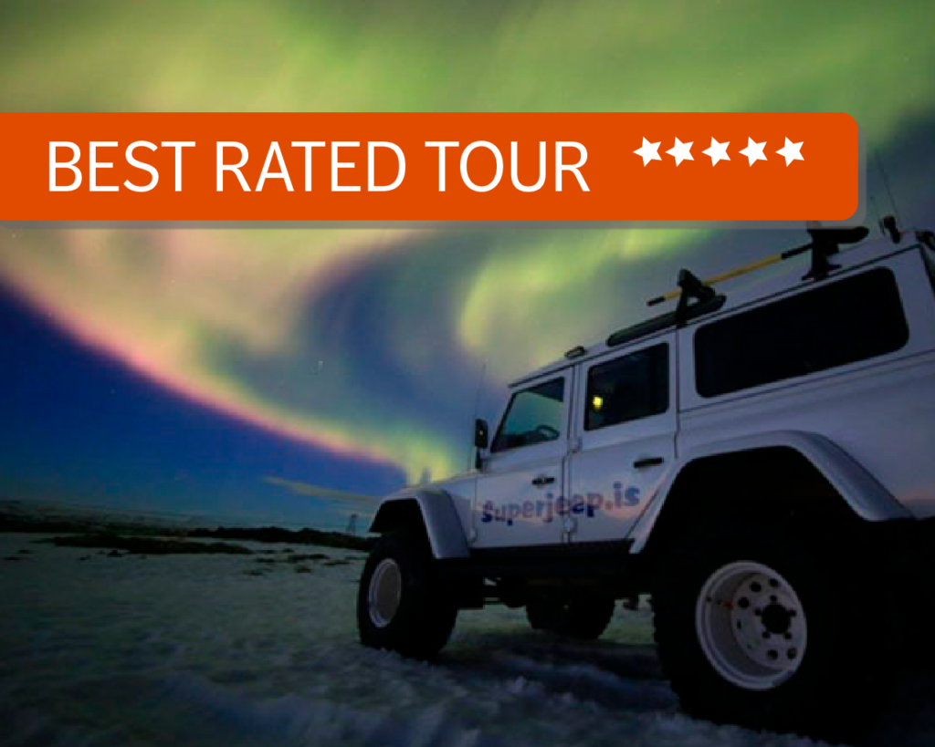 superjeep northern lights tour small group