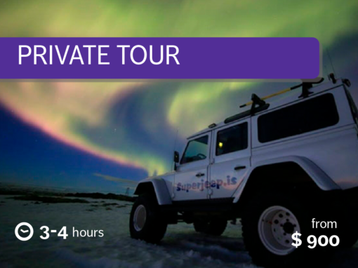 Private Northern Lights Superjeep Tour
