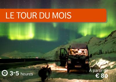 Aurore Boréale Excursion Minibus