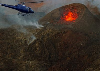 Ultimate Volcano Helicopter Tour from Reykjavik