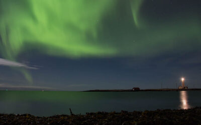 Best spots to see the Northern Lights in Reykjavík
